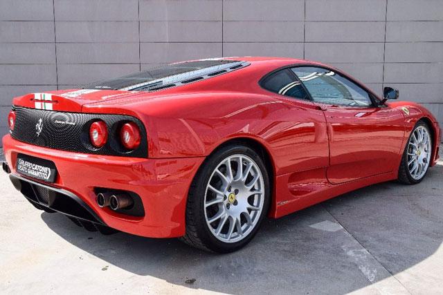 Challengestradalecom Ferrari 360 Cs Vin Zffdt57b000137269