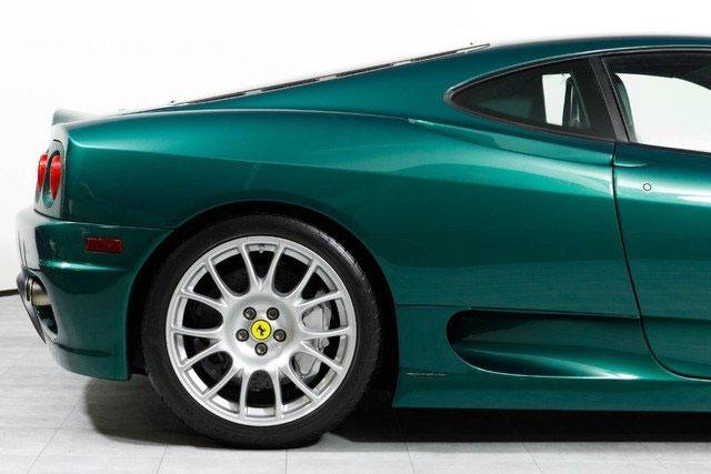 Challengestradalecom Ferrari 360 Cs Vin Zffdu57a340137801
