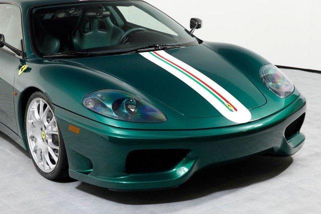 Challengestradale Com Ferrari 360 Cs Vin Zffdu57a340137801